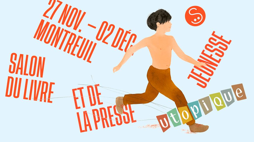 Montreuil 2019 : six jours de dédicaces et de rencontres !